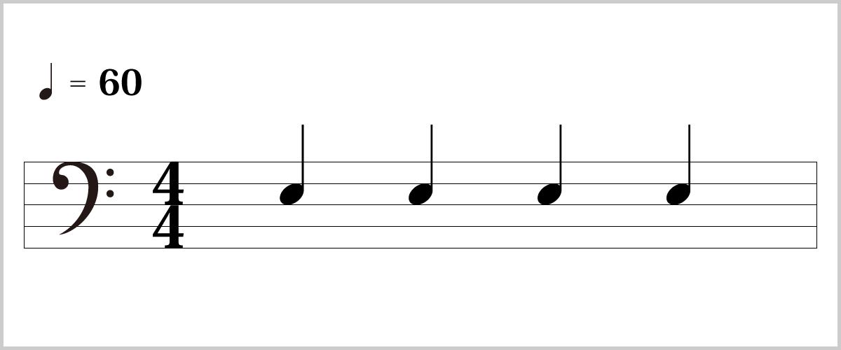♩(音符)